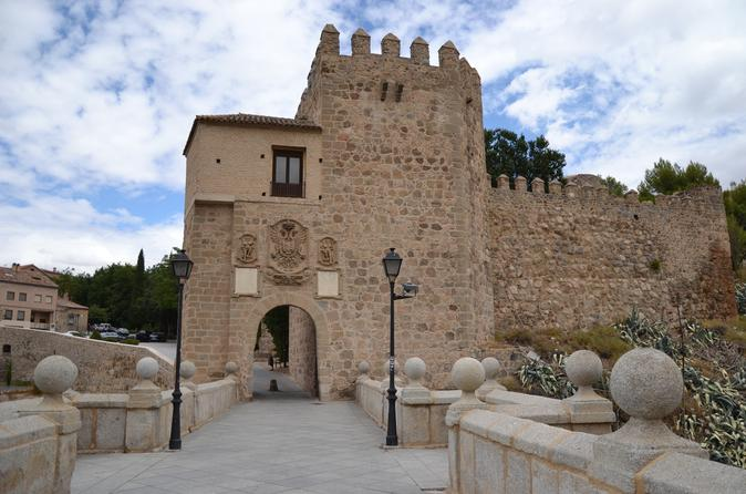 Madrid Sightseeing Tour with Toledo City