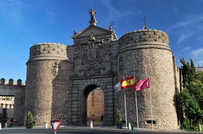 Toledo Day Trip from Madrid Including Tourist Lunch and Walking Tour