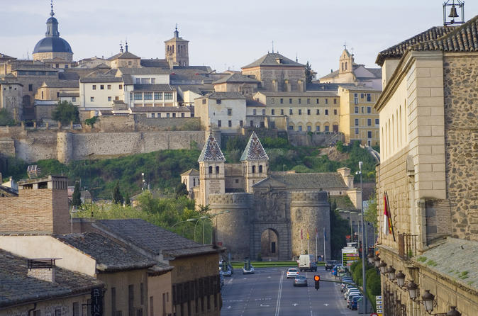 Toledo Half-Day Tour from Madrid