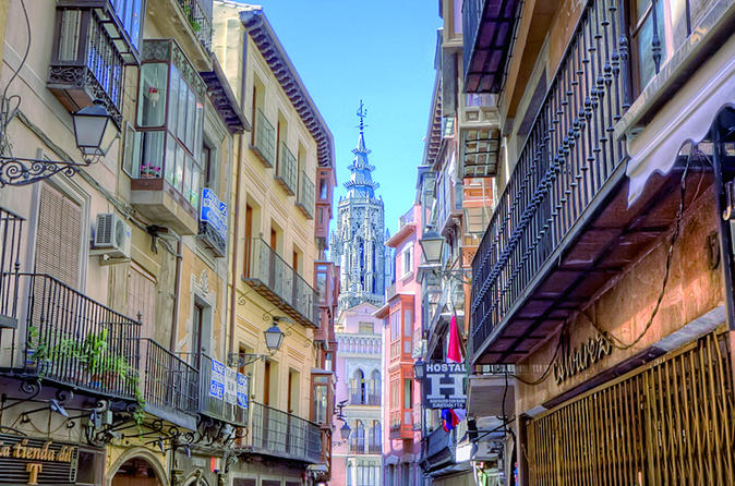 Toledo Sightseeing Day Tour from Madrid