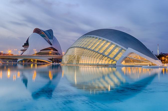 Valencia & Barcelona 4 days from Madrid
