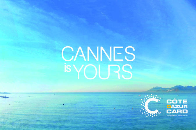 Cannes Sightseeing Tickets & Passes