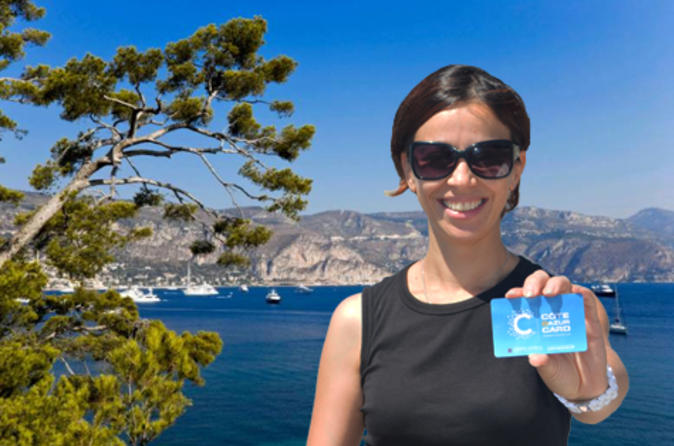 French Riviera Sightseeing Tickets & Passes