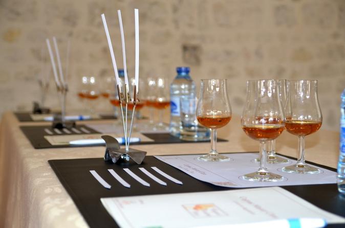 2 hour cognac masterclass in cognac 222120