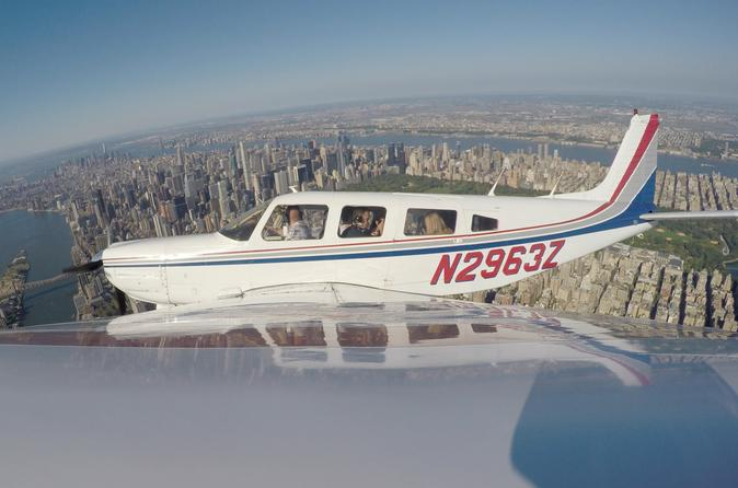 New York City Sightseeing Airplane Tour