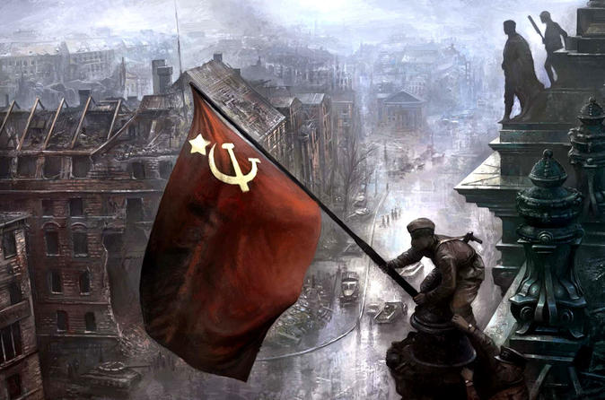 Moscow: Russia in World War II with Victory Park and Museum