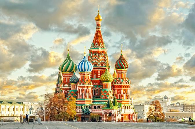 Saint Basils Cathedral and Red Square Private Tour