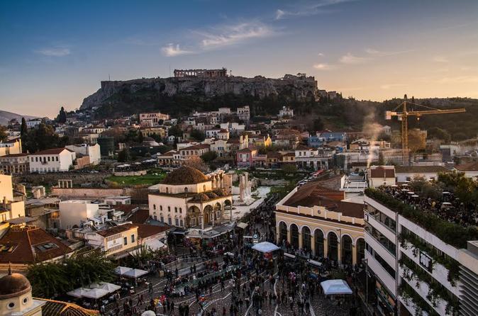 Athens Restaurant Pass