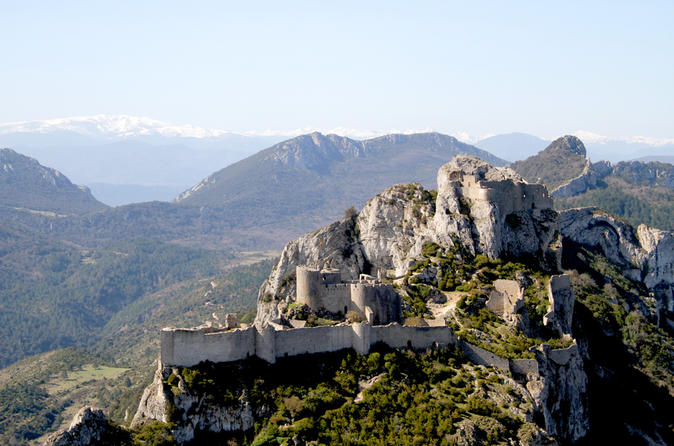 Languedoc-Roussillon Air, Helicopter & Balloon Tours