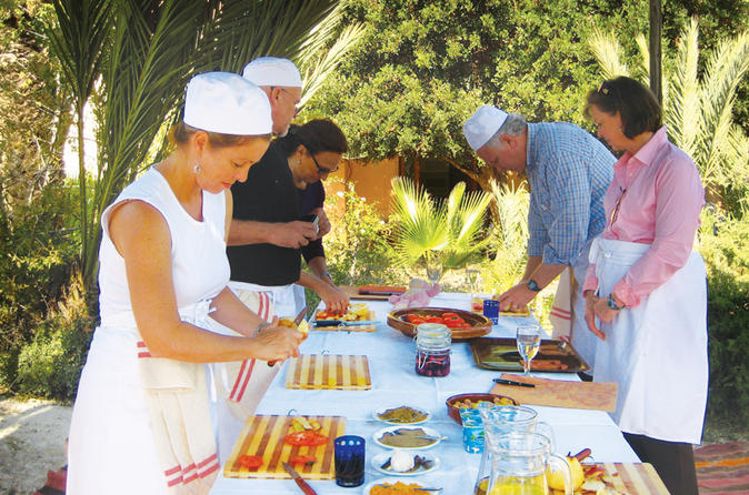 Cooking class at the contemporary art museum in agrigento in agrigento 256631