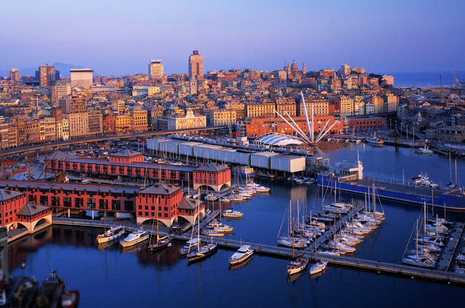 Discover old genoa following columbus footsteps in genoa 255242