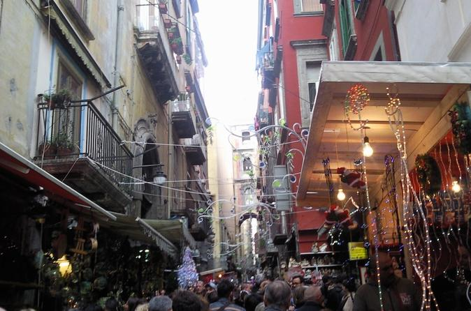 Esoteric Naples Walking Tour