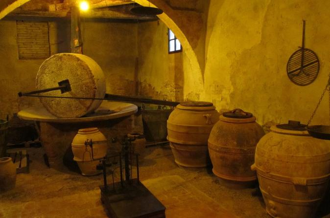 Extra virgin olive oil tour with lunch in umbria in assisi 284712