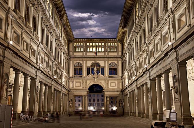 Florence Uffizi Tour for Beginners