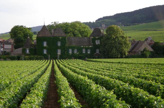 Burgundy Cultural & Theme Tours