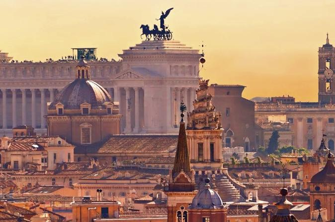 Rome: Traditional Italian Homemade Cake Cooking Experience