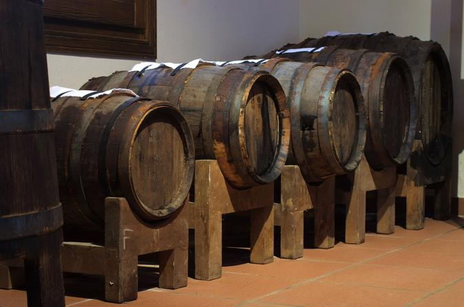 Traditional Balsamic Vinegar Tasting Tour In Parma
