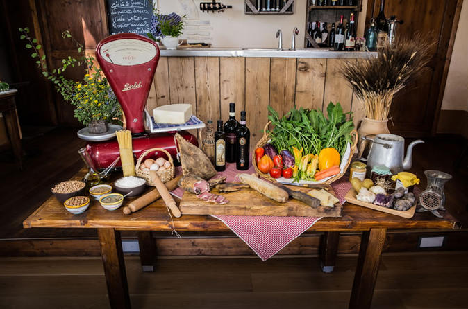 Umbrian regional and traditional cooking class with lunch in assisi in assisi 284163