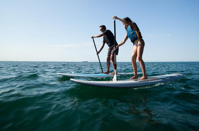 Stand up paddle on laguna of thau sete in s te 224999