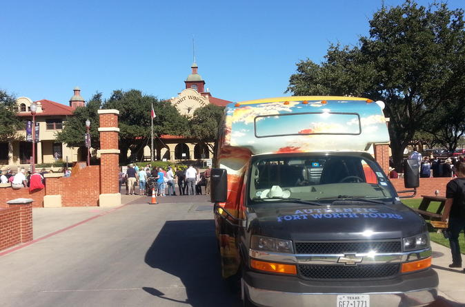 Cowboys and Culture - Fort Worth Bus Tour