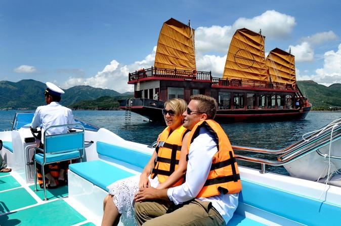 Full-Day Nha Trang Bay on Emperor Cruise