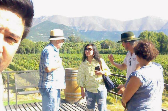 Aconcagua Private Wine Lovers Premium Tour