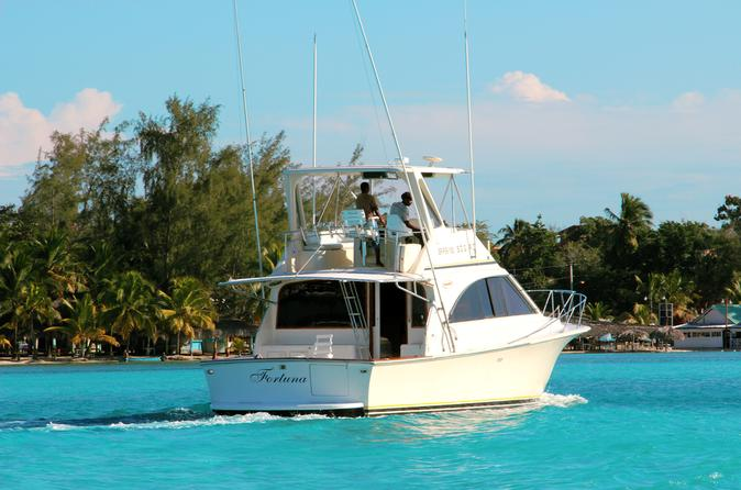 Punta Cana Private Yacht Charter