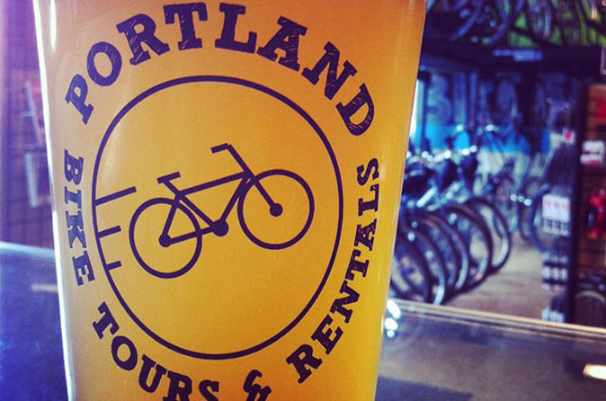 Portland Breweries By Bike