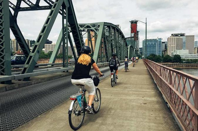 Portland Foodie Fieldtrip By Bike