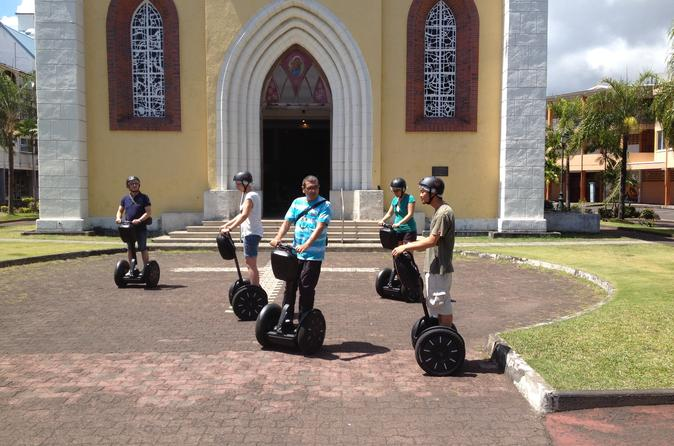 Discover papeete by segway in papeete 236910