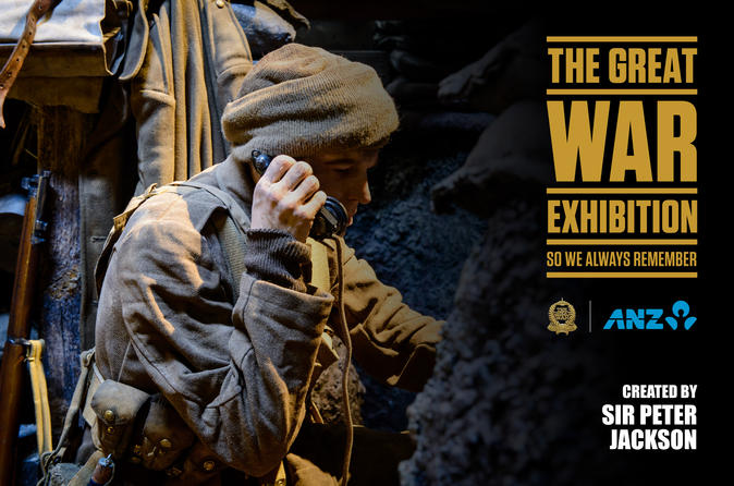The Great War Exhibition Guided Tour