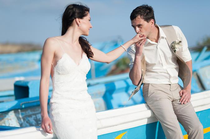 Beach Wedding Ceremony from Quito