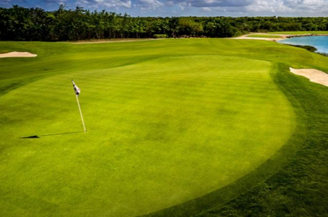 Hard Rock Hotel Golf Club at Cana Bay Golf Package in Punta Cana