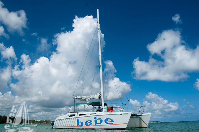 Private Punta Cana Catamaran Cruise