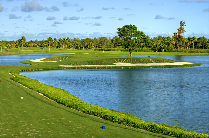 The Lakes Golf Club at Barcelo Hotel in Punta Cana