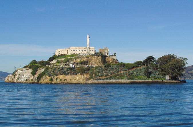 Alcatraz and Wine Blending Experience