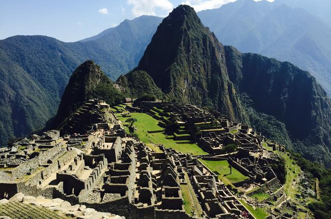 6-Day: New Year's Celebration in Cusco from Lima Including Machu Picchu