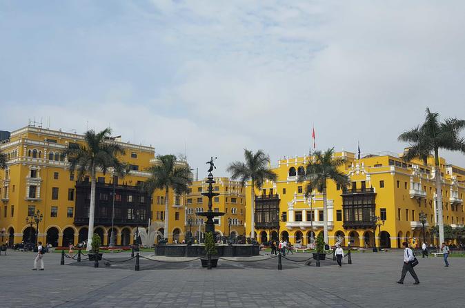 Excursão de dia inteiro particular pelo melhor de Lima