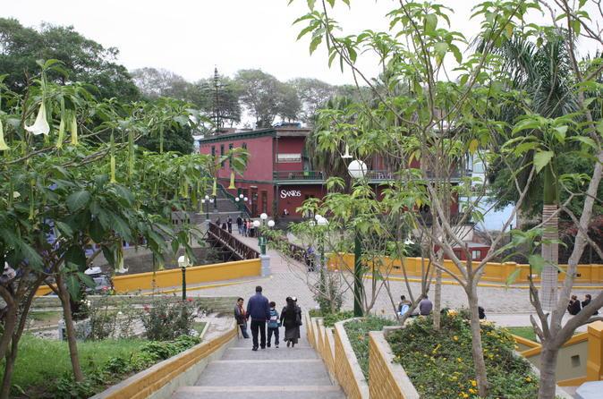Excursão particular: o melhor de Barranco e Miraflores
