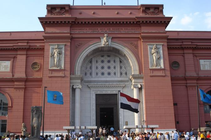 Half-Day Private Guided Tour to the Egyptian Museum in Cairo
