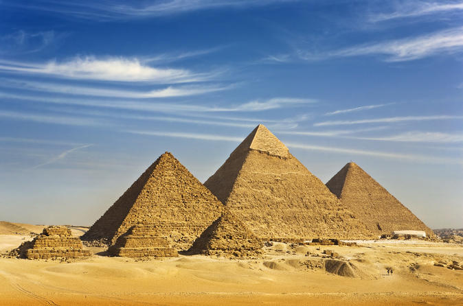 Cairo Private Day Tour: Giza Pyramids and Quad Bike Adventure Egypt, Africa