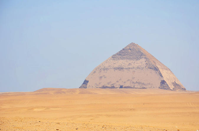 Private Day Tour in Dahshur and Quad Bike Adventure