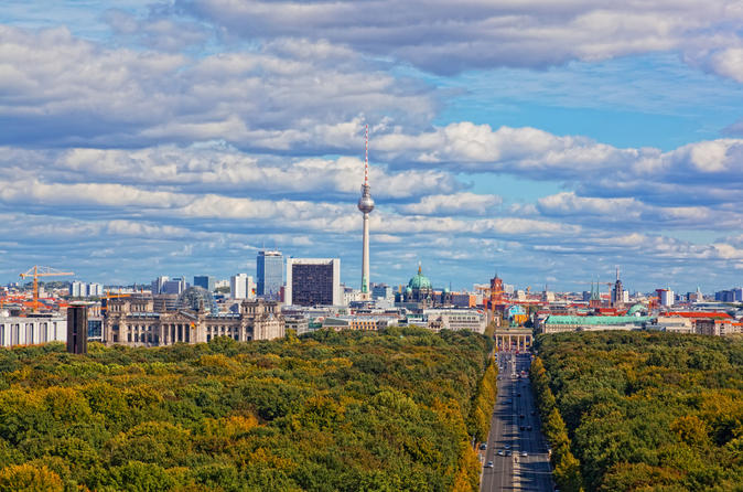 Berlin Private 4-Hour Berlin History Walking Tour Germany, Europe