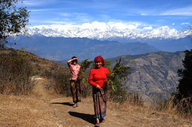 5-Day Kathmandu Tour With Nagarkot And Chisopani Trek