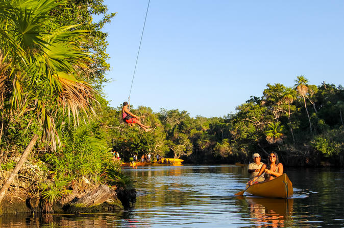 Tulum, Turtles, And Zip Lines - Cancun