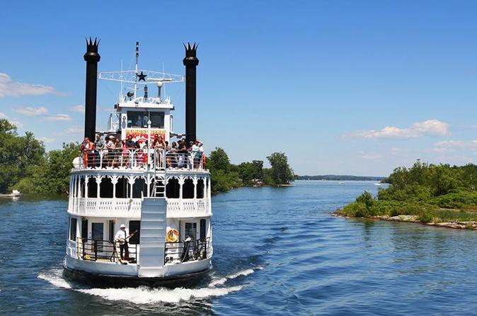 Heart of the 1000 islands sightseeing cruise in kingston 281219