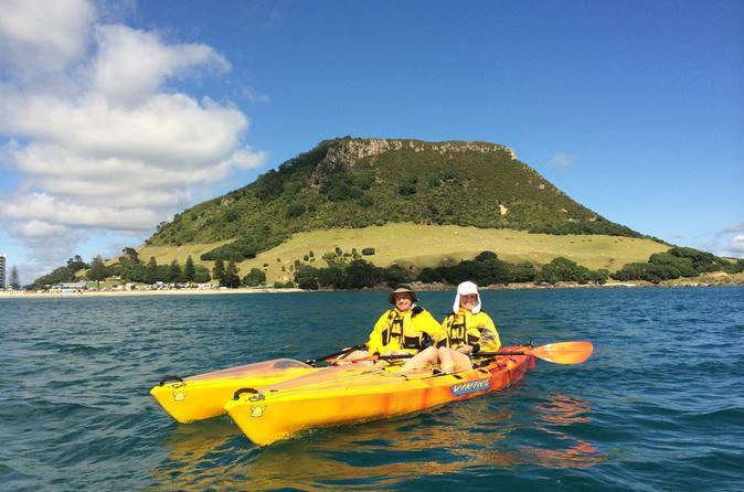 Mount Maunganui Kayaking Adventure