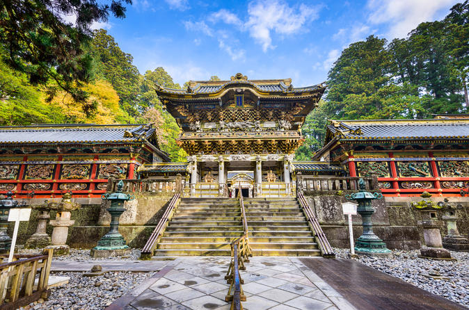 10 Hour Private Customized Tour to Nikko From Tokyo