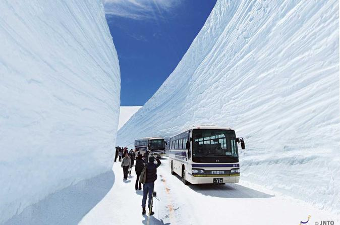 2 day tateyama kurobe alpine route shirakawago and hida takayama bus in nagoya 271140