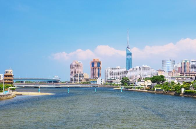 5-Hour Private Customized Tour in Fukuoka City